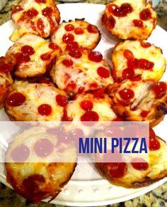 Keller Creative: Mini Pizzas
