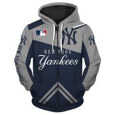 2019 New York Yankees baseball Zipper Sweatshirt Pullover MLB size Yankees Outfit, Yankees Gear, Tommy Hilfiger Sweatshirt, Brand Identity Design, Logo Design, Branding Design, Corporate Branding, Logo Branding, Sweatshirts