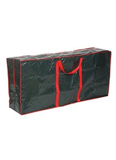 Fits Up to 7.5 ft Tall Artificial Disassembled Trees Durable Handles /& Sleek Dual Zipper 5 Year Warranty, Premium Christmas Tree Storage Bag Holiday Xmas Bag Made of Tear Proof 600D Oxford