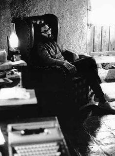 Julio Cortázar, 1983.Foto Mario Muchnik.