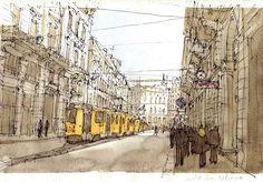 Makarenko Straße