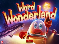 FREE APP for May: Word Wonderland (Elementary) Sort out the right path to guide the astronaut crab through the space station. Your kids won't know that they're learning!