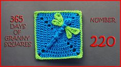 365 Days of Granny Squares Number 220