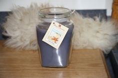 Home Interior XL Ginger Jar Style Candle - Choose fragrance $ goes to Rescue #HomeInterior