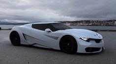 BMW GT Concept M9