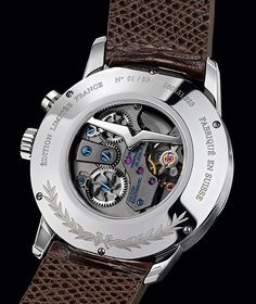 """VULCAIN PAYS TRIBUTE TO FRANCE VUCAIN the 50s Presidents' Watch """"Edition France"""" Limited Edition (PR/Pics http://watchmobile7.com/data/News/2013/07/130708-vulcain-50s_Presidents_Watch_Edition_France.html) (3/3) #watches"""