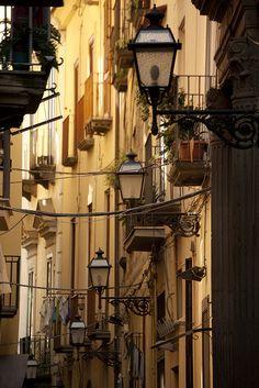Sorrento balconies