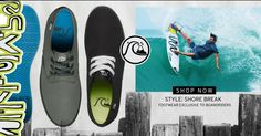 Buy online from Boardriders, a worldwide surf/board-riding lifestyle label #ad