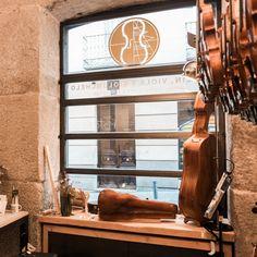 Violin, Viola and Cello Specialists - Xavier Vidal i Roca Madrid, Cellos, Ladder Decor, Santa Maria, Cello