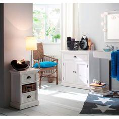 Smuk kommode   Halifax #halifax #interior #interiordesign #interiør #interiørdesign #interiørbutikkendk #indretning #bolig #boligindretning #kommode #hvidkommode Decor, Table, Furniture, Nightstand, Home Decor