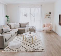 Serious living room envy via Karen Darling.inspire featuring our White Mo… Serious living room envy via Karen Darling.inspire featuring our White Moroccan Pouf and White Knot Cushion✨✨ Room Decor, Room Inspiration, Home And Living, Living Room Decor, Home Living Room, Apartment Decor, Room Envy, Home, Apartment Living Room