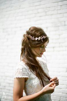 ¿Quieres este peinado para tu matrimonio? Busca estilistas en www.mibell.cl!!