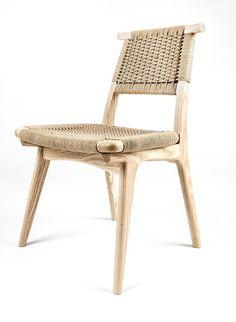 Modern Woven Lounge Chair Furniture Pinterest