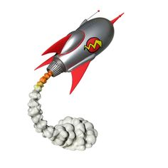 Cool Rockets Space Tub Fleet Edition