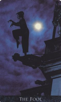 The Fool - Bohemian Gothic Tarot