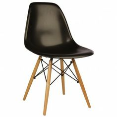 Replica Eames DSW Chair - on special at Nick Scali..... wondering if they would go with our dining table?