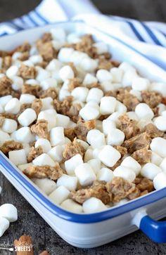 recipe: sweet potato casserole paula deen marshmallow [38]