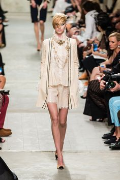 Chanel Resort 2014 - Favorite look from the show. Description from pinterest.com. I searched for this on bing.com/images