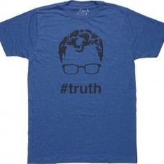 Comics Superman Hashtag Truth Jack of All Trades Official T‑Shirt