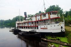 Read Tips for Amazon riverboat trips