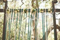 wedding backdrops succulents - Google Search