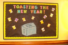 Preschool Bulletin Board Ideas / January