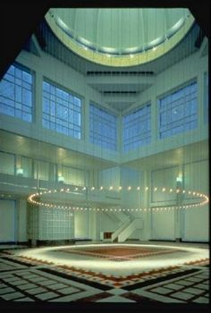 Plans for a large Islamic center in New York were originally drawn up in the late 1960s as the first cultural center occupied a location at 1…