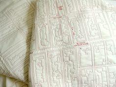 soft maps by Emily Fischer