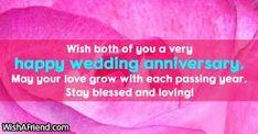 Image result for happy wedding anniversary to you both Wedding Anniversary Greetings, Happy, Image, Ser Feliz, Being Happy