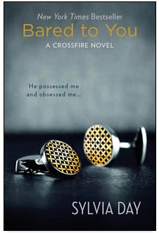 Crossfire Series #1 - good read if you are missing 50 shades...