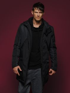 #answear.com #linited edition #jacket #black #man