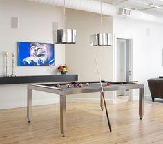 Urban Loft Residence - contemporary - media room - other metro - Tom Stringer Design Partners