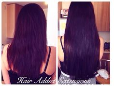 20 inch shade 2+3 blended micro ring Prestige Hair Extensions fitted by Hair Addict Extensions & Beauty #Ormskirk