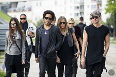 Street Style Lenny Kravitz