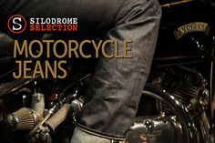 Moto Jeans Silodrome Selection on BikeExif