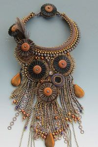 Sherry Serafini. sensational beaded jewelry