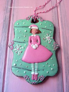 Christmas girl | Cookie Connection