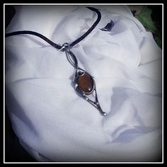Tiger Eye pendant / SOLD /