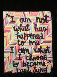 Canvas Quote by Carl Jung by changriffin22 on Etsy, $7.00