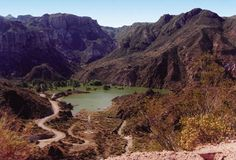 Cañon del Atuel - San Rafael - Mendoza - Argentina