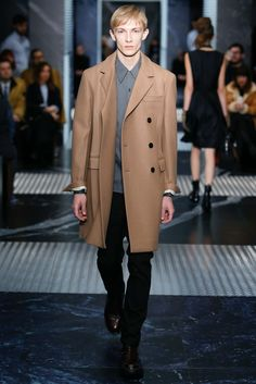 PRADA FW15 MENSWEAR http://www.style.com/slideshows/fashion-shows/fall-2015-menswear/prada/collection/24