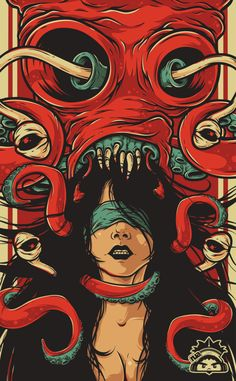 BLINDED by RUA RuelJunAndaya, via Behance