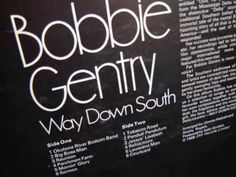 Tobacco Road - Bobbie Gentry ... awesome version!