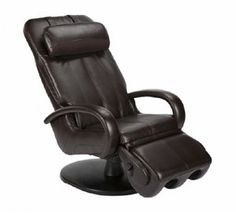 HT-5040 WholeBody Massage Chair provides Patented Human Touch feature offering a human like massaging therapy.