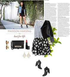 """""""festival look"""" by anney17 on Polyvore"""
