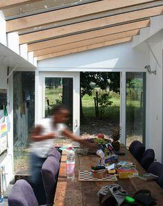 boerderij aanbouw - Google zoeken Gallery, Interior, Google, Outdoor Decor, Home Decor, Glass House, Decoration Home, Roof Rack, Indoor