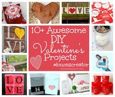 valentine's day diy -