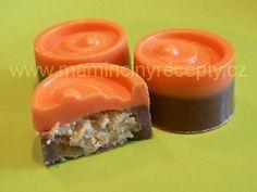 Pomerančové pralinky Advent, Pudding, Chocolate, Food, Custard Pudding, Essen, Puddings, Chocolates, Meals