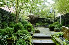 Townhouse Garden on West 11th Street - Projects - Sawyer | Berson