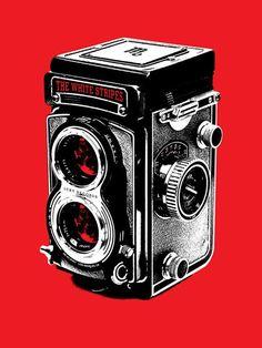White Stripes posters by  Rob Jones
